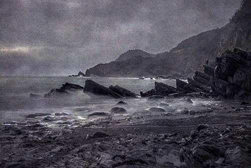 The Glasgow Gallery of Photography Curated Exhibition - Seascape. March 2020